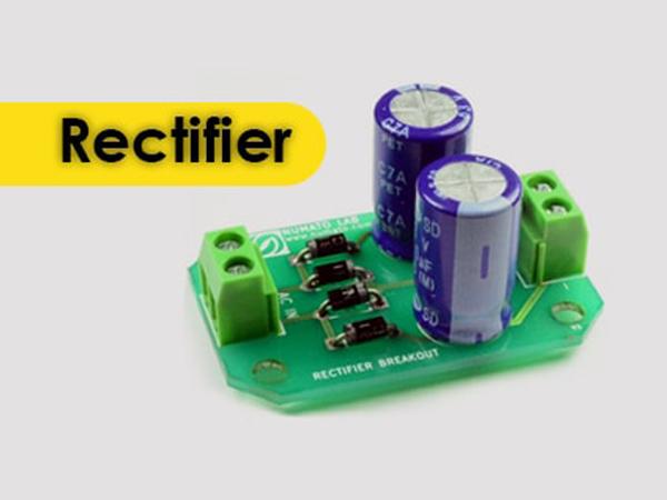 رکتیفایر چیست (Rectifier)
